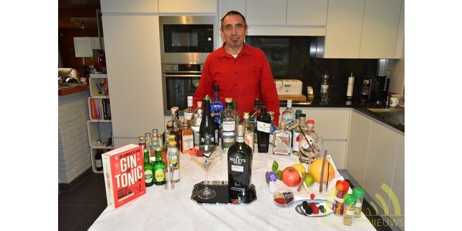 De hobby van Marc De Preker - Gin