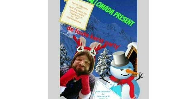 kali-omada-organiseert-foute-kerstparty