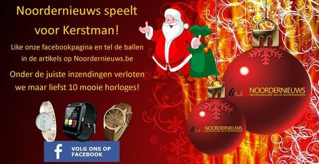 kerstprijsvraag noordernieuws kerst 2016