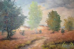 Schilderij Fons Van Ginderen