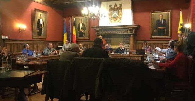 Eerste gemeenteraadsvergadering van 2017 een feit