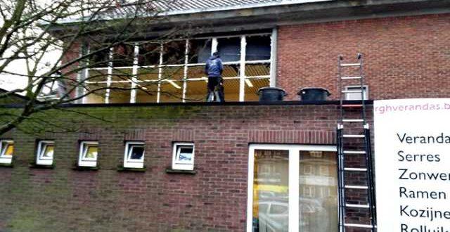 Gemeentegebouwen krijgen nieuwe ramen
