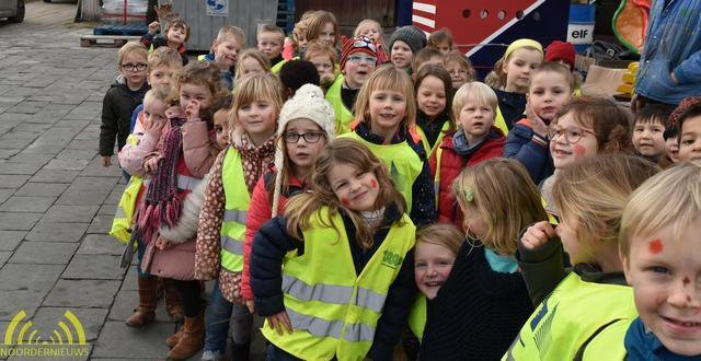 Leerlingen Mariaberg Heikant leren over carnaval