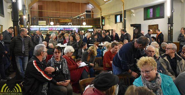 Bijeenkomst NKWV in zaal Flora zeer druk bezocht