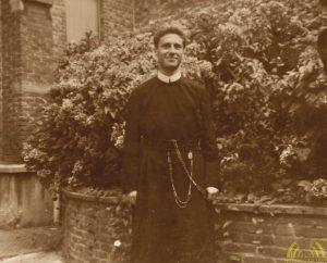 Dag van de inkleding, toetreden tot de congregatie van de Redemptoristen