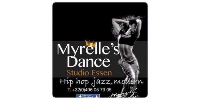 Myrelle's Dance Studio organiseert Paasdanskamp voor kinderen van 7 tot 17 jaar!