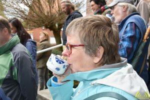 Erfgoeddag Essen - Brandnetelsoep in tassen van zuster Landrada