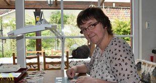 De Bijzondere Hobby van Chantal Vanbroek - (c) noordernieuws.be