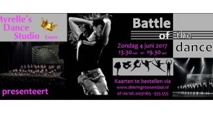 Myrelle's Dance Studio - Battle Of The Dance 2017