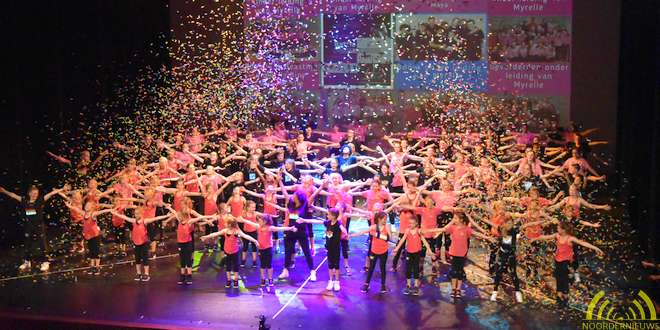 Battle of the Dance stoer, flitsend en uitdagend