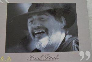 Paul Pauli kunstschilder - dichter