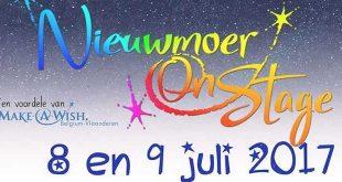 Partytown presenteert Nieuwmoer On Stage!