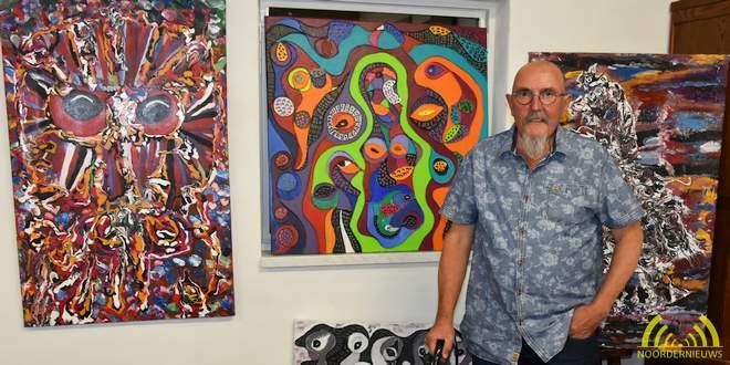 Expositie Ed Hereijgers zeer druk bezocht