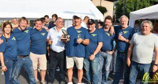 Ludo Somers wint visrookwedstrijd bij café De Meeuw