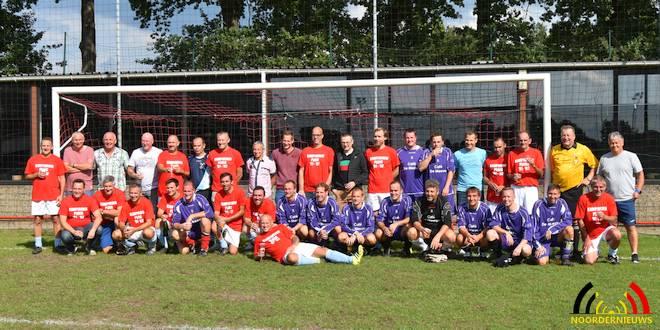 Match Kampioenenploeg tegen Reserve B eindigt met 3-0