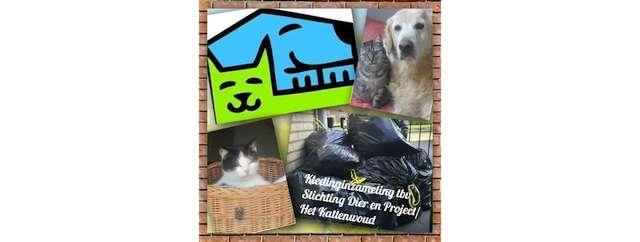 Kledingmiddag Stichting Dier en Project