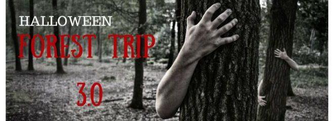 Halloween Forest Trip 3.0 Durf jij