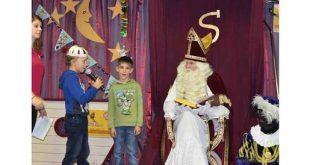 Sinterklaas komt naar de Heikant-