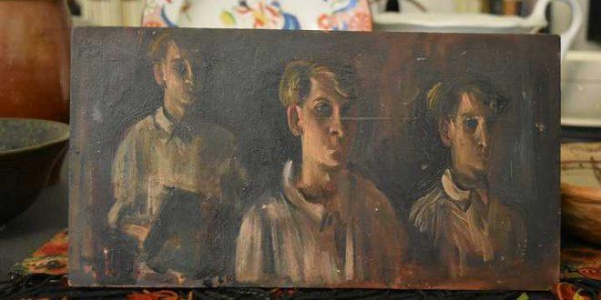 De heftige kunst van Jozef Van Ruyssevelt