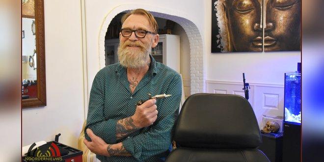 Roland van Beeck - Tatoeëerder - Tattoos - (c) Noordernieuws.be - 2018 - DSC_8932u85