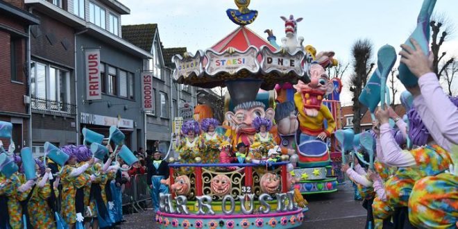 286 Carnaval Essen - Optocht - Stoet - (c) Noordernieuws.be 2018 - DSC_0057