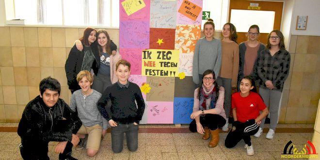 Week van het pesten op Don Bosco Mariaberginstituut