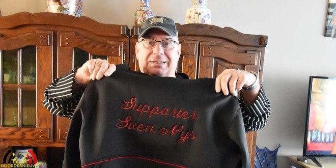 De Hobby van Jan Anthonissen - Veldrijden - Supporter Sven Nijs - (c) noordernieuws - DSC_9278u87