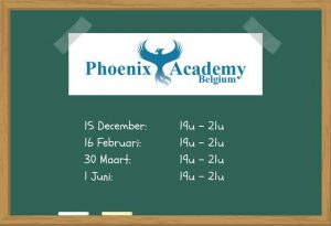 Infoavonden Phoenix Academy Belgium