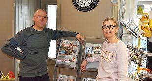 Dagbladhandel Brems opent dinsdag 20 maart gloednieuwe zaak!