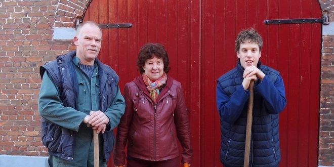 Toon Hamans en Monique Nelen - Rommeshoef Zorgboerderij, Rouwmoer 6, Essen - Noordernieuws.be 2018 - DSC09909u85v