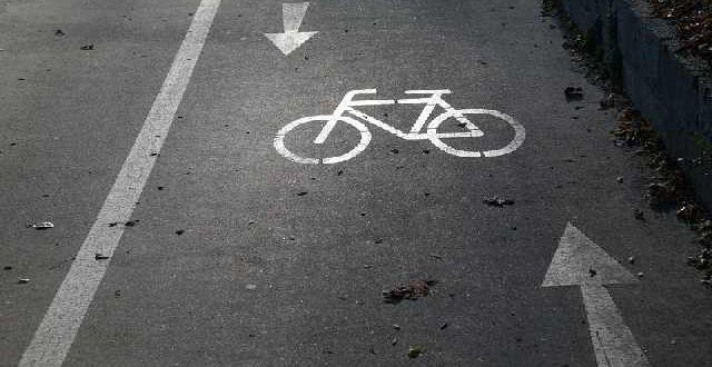 Bredabaan - fietspad richting Gooreind