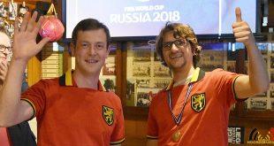 Crokinole huldiging Europees kampioenschap Volksvriend 2018 - (c) Noordernieuws.be 2018 - HDB_7647u