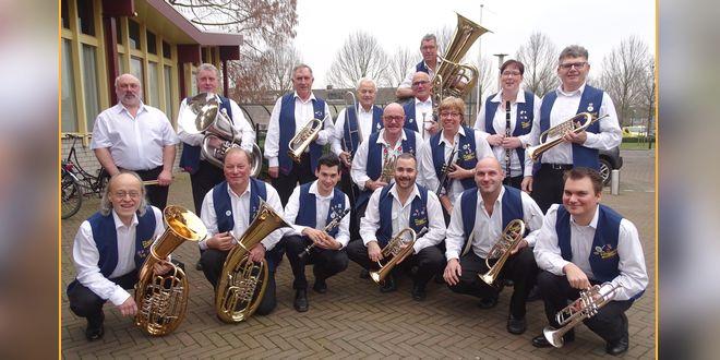 De Essener Muzikanten vertrekken naar Europees Kampioenschap