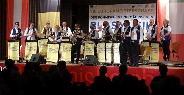 Mooi resultaat Essener Muzikanten bij Europees Kampioenschap!