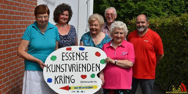 Essense Kunstvrienden Kring 2018 - Essen - (c) Noordernieuws.be - HDB_7914