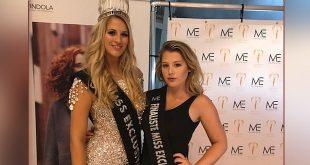 Wordt Amber Wilmsen de nieuwe Miss Exclusive?