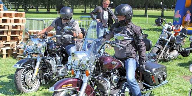 4de treffen Harley-Davidson Club Essen