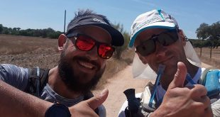 De Hobby van Jan De Laet - Trails lopen - (c) Noordernieuws.be 2018 - 240km gelopen samen met Bruno Rentes 20180727_115036