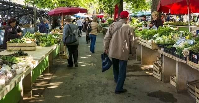 Geen markt op woensdag 15 augustus