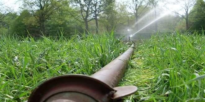Opheffing waterbesparende maatregelen