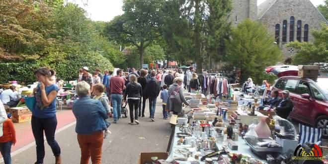 Rommelmarkten in de buurt