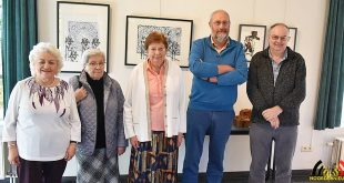 Essense kunstenaars van de Kunstvriendenkring exposeren in GC Oude Pastorij