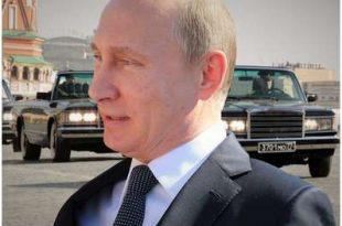 Voordracht Bert De Craene over Vladimir Poetin
