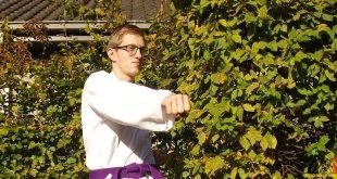 De Hobby van Jochem Broos - Karate - Noordernieuws.be