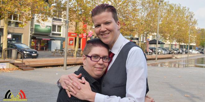De liefde tussen Nicky en Belinde - Hoe tolerant is de wereld om hun heen?