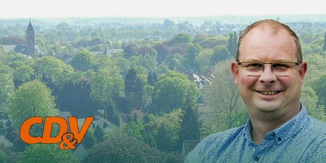 Gaston Van Tichelt - Programma CD&V Essen - Verkiezingen 2018 - (c) Noordernieuws.be