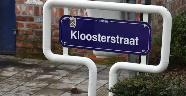 Start werken parkeerstrook Kloosterstraat 30 oktober
