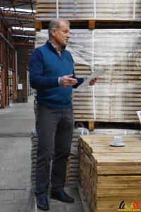 Unizo dag van de Ondernemer - Meubelfabriek Theuns Essen - MTE - Theo Theuns