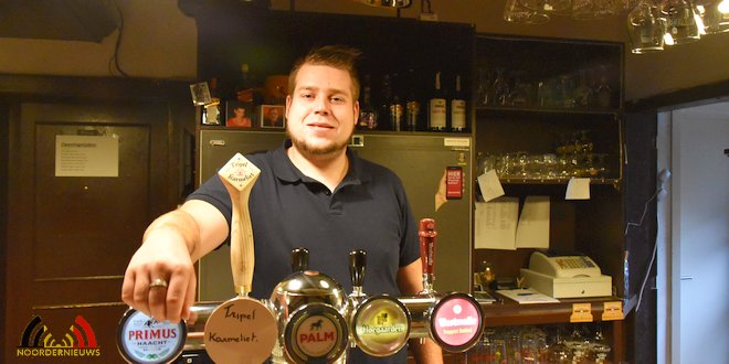 Kenneth Huybrechts - Cafe Pullman Kalmthout - (c) Noordernieuws.be - HDB_0432u85