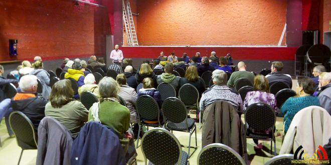 Informatiebijeenkomst VZW Esselem rustig verlopen